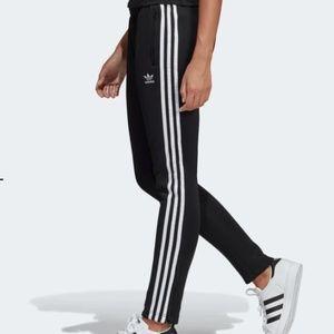 Adidas Originals womens Track Pants sz XL Black